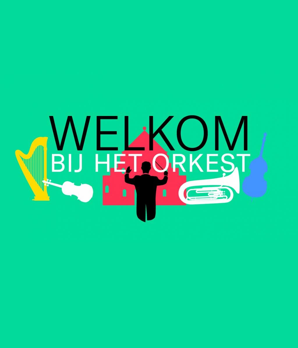 Afbeelding van Welkom bij het Orkest - Toonzetters