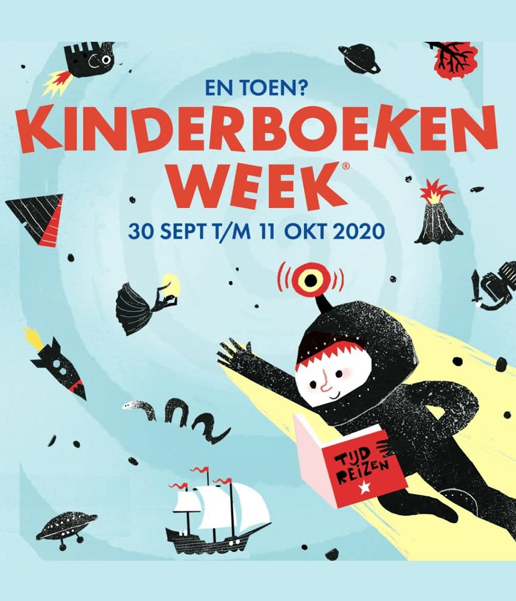 Afbeelding van kinderboekenweek 2020 - Toonzetters